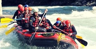 Rafting punta cana