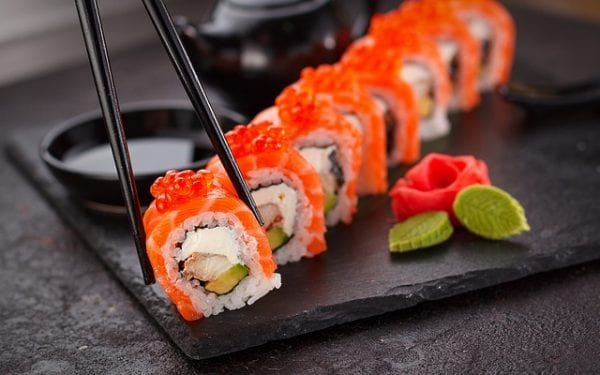 Gastronomía exótica alrededor del mundo