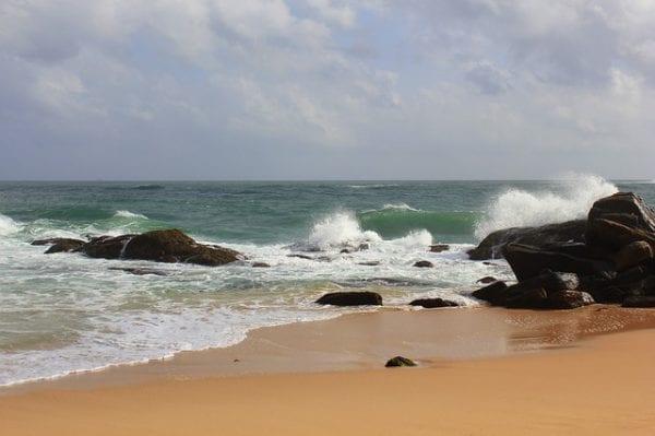 Weligama-playa