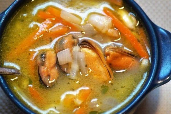 sopa de maricos