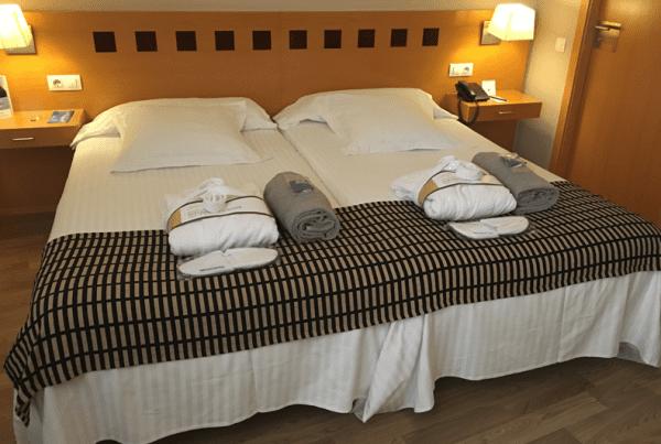 Qué se puede y qué no se puede recoger de los Hoteles