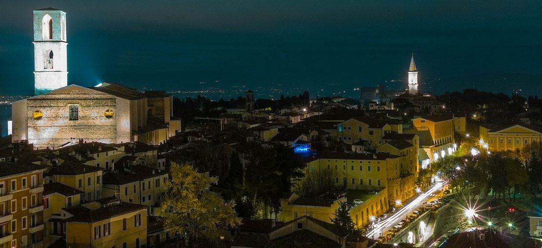 Conoce Perugia Italia