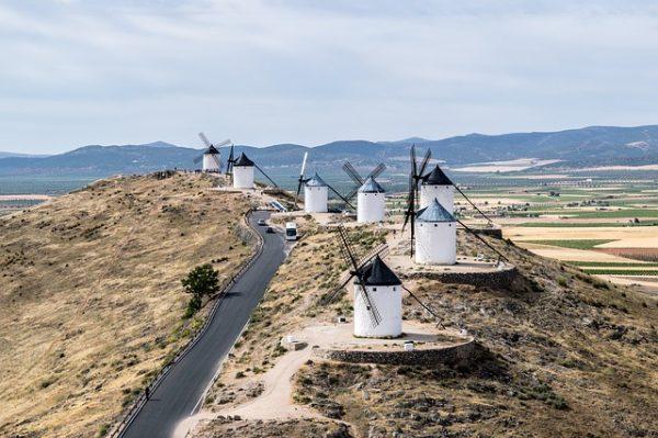 Vacaciones en Toledo, España